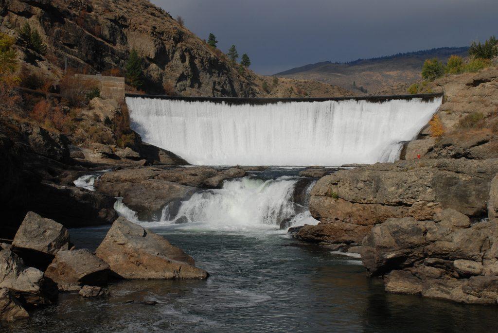 Enloe Dam